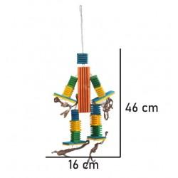 Pinocchio - Fuglelegetøj