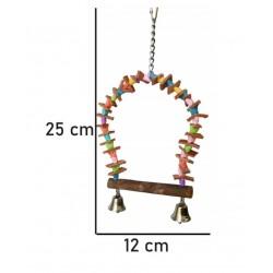 Butterfly Rainbow Swing - Fugle gynge