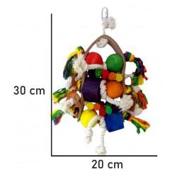 Fyrværkeri - fuglelegetøj