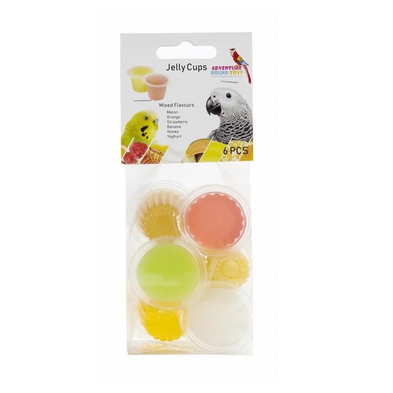 Jelly Cup Mix - fuglesnacks