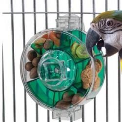 Fouragerings Hjul - fuglelegetøj