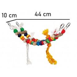 Hængebro 2 - fuglelegetøj