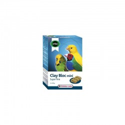Orlux Clay Bloc Mini - fugletilbehør