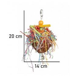 Sjuske Rede - Fuglelegetøj
